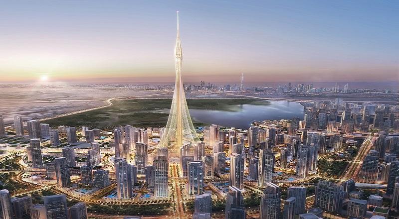 Dubai Selesai Bangun Gedung Tertinggi Di Dunia Pada 2020 Erwinkallonews Com